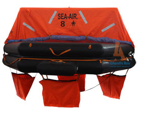 SEA AIR ATOB-8 PERSON THROW OVERBOARD